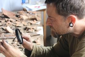 Frivillig arbeid Arkeologi