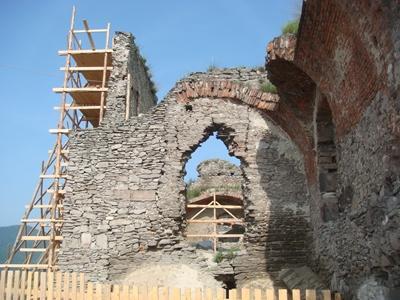 Arkeologisk utgraving i Romania