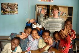 Frivillig arbeid Etiopia