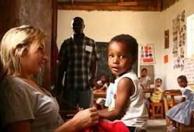 Frivillig Barn & Ungdom