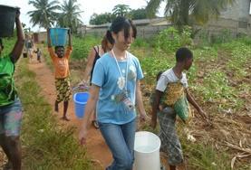 Frivillig arbeid Togo