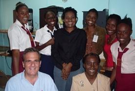 Frivillig arbeid Jamaica