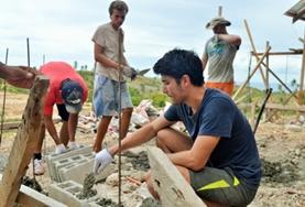 Frivillig arbeid Filippinene