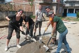 Frivillig arbeid Nepal