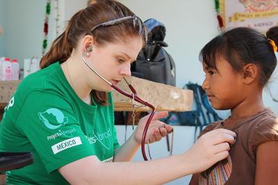 Frivillig arbeid på Medisin & Helse-prosjekter verden over