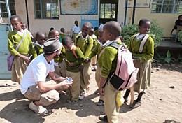 Frivillig arbeid Tanzania