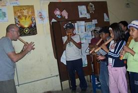 Frivillig arbeid Bolivia