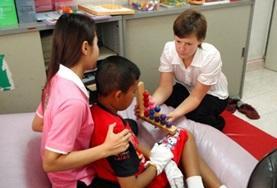 Frivillig arbeid Kambodsja