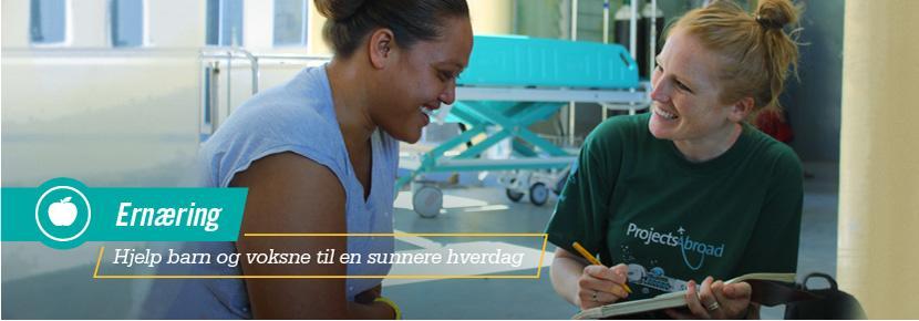 Ernæring - Hjelp barn og voksne til en sunnere hverdag