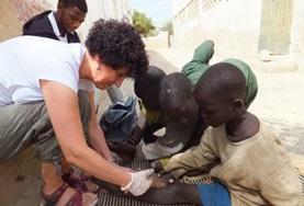 Frivillig arbeid Senegal