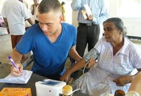 Frivillig arbeid Sri Lanka