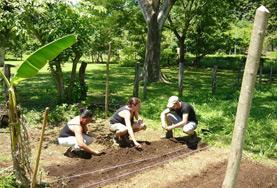 Frivillig arbeid Costa Rica