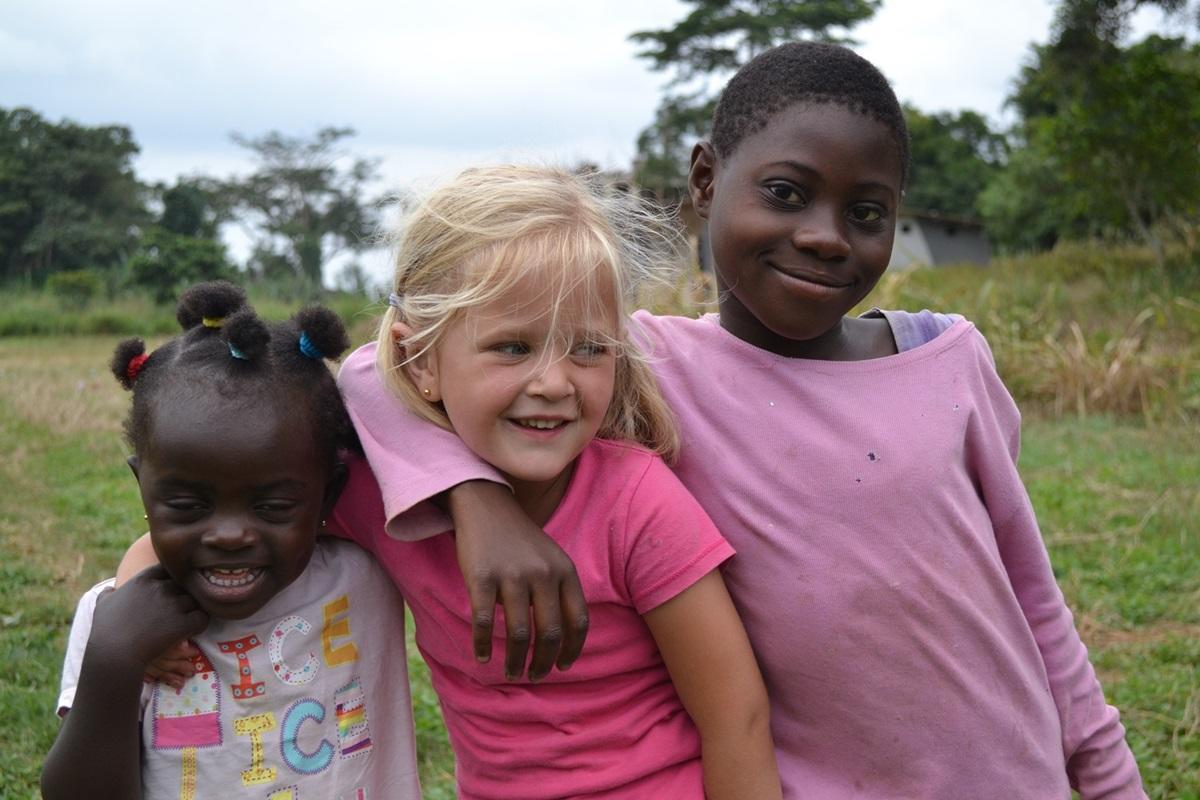 humanitært arbeid i utlandet