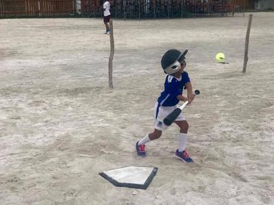 Frivillig arbeid med sport og idrett i Belize