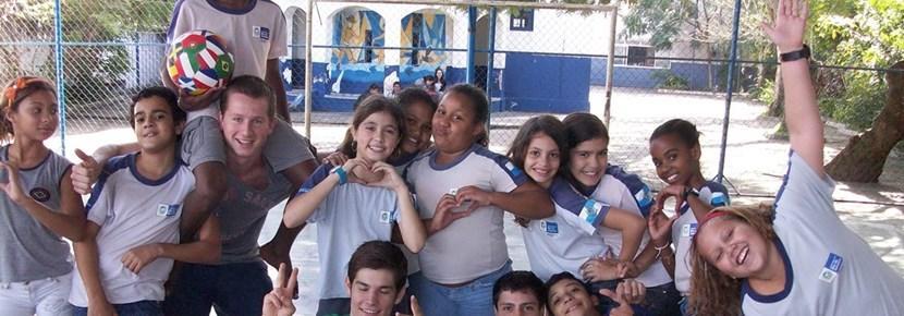 Community Sports Volunteers