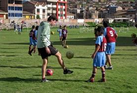Frivillig arbeid Peru
