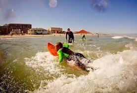 Frivillig arbeid Surfing