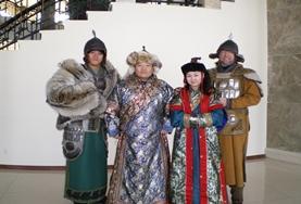 Språkkurs Mongolsk