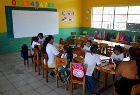Frivillig arbeid Ecuador