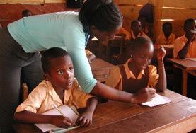 Frivillig arbeid Ghana