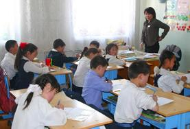 Frivillig arbeid Mongolia