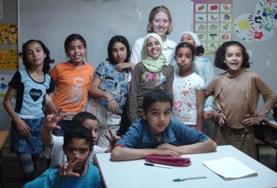 Frivillig arbeid Marokko