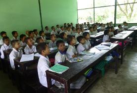 Frivillig arbeid Myanmar