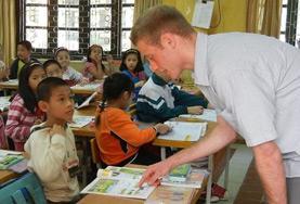 Frivillig arbeid Vietnam