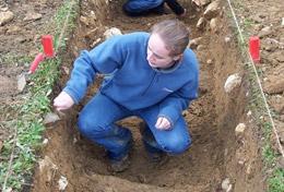 Ungdomsfrivillig Arkeologi