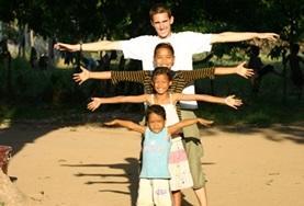 Frivillig i Kambodsja