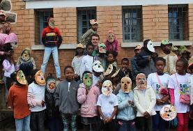Frivillig i Madagaskar