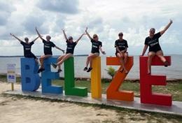 Frivillig i Belize