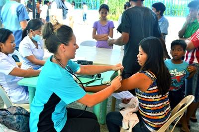 Folkehelse i Filippinene