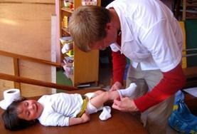 Ungdomsfrivillig Medisin & Helse