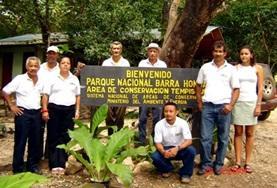 Frivillig i Costa Rica