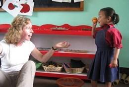 Voksenfrivillig 50+ Barn & Ungdom