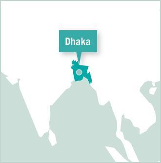 Frivillig arbeid med Projects Abroad i Dhaka, Bangladesh