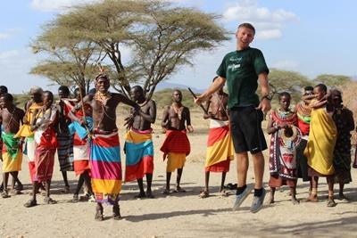 Bli med på våre prosjekter på frivillig arbeid i Afrika