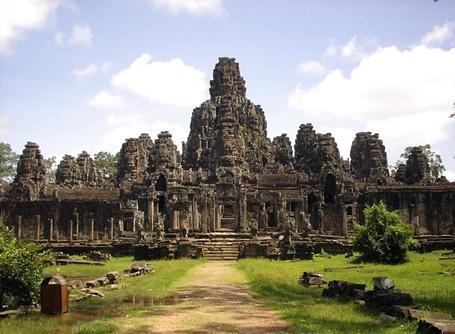 Angkor Wat, en lokal tursitattraksjon på Projects Abroads destinasjon i Kambodsja, Asia