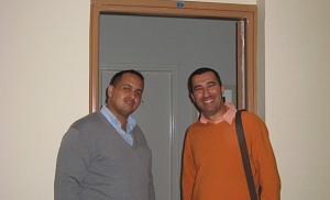 Projects Abroad ansatte på kontoret i Marokko