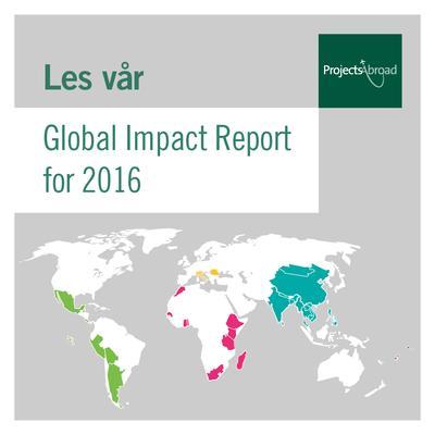 Les mer om våre frivilliges globale betydning