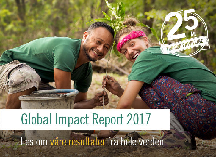 Global Impact Report - våre resultater