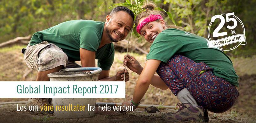Global Impact Report - våre resultater