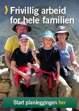 Prosjekter for familier
