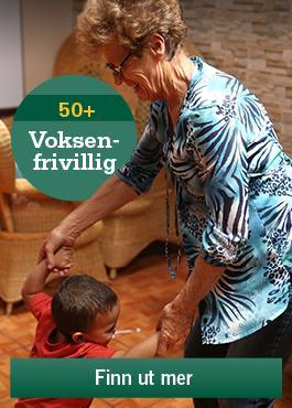 Voksenfrivillig 50+